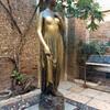Самый известный памятник Вероны- Джульетта