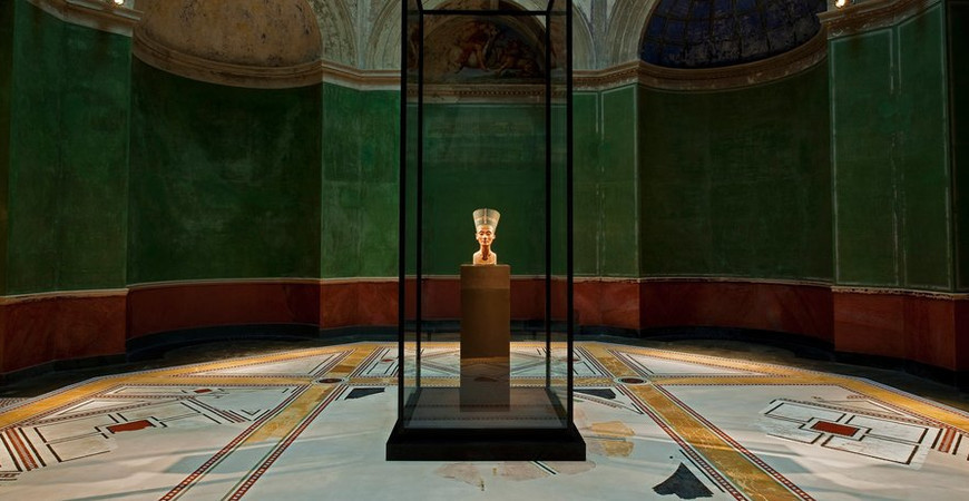 Египетский музей, Берлин (Ägyptisches Museum Berlin)