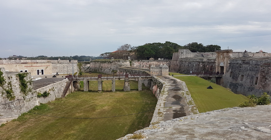 Крепость Сан-Карлос де ла Кабанья