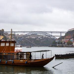 Осенний Порту