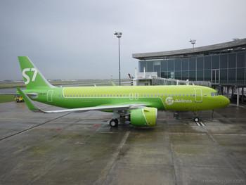 Самолёт Airbus А321neo вернулся в Домодедово из-за отказа двигателя