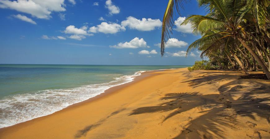 Пляж Маравила (Marawila Beach)