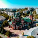 Казанский кафедральный собор в Волгограде