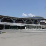 Ж/д вокзал Олимпийского парка