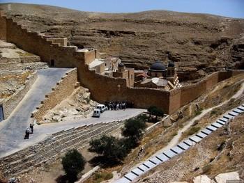 Российские туристы лидируют по числу визитов в Палестину