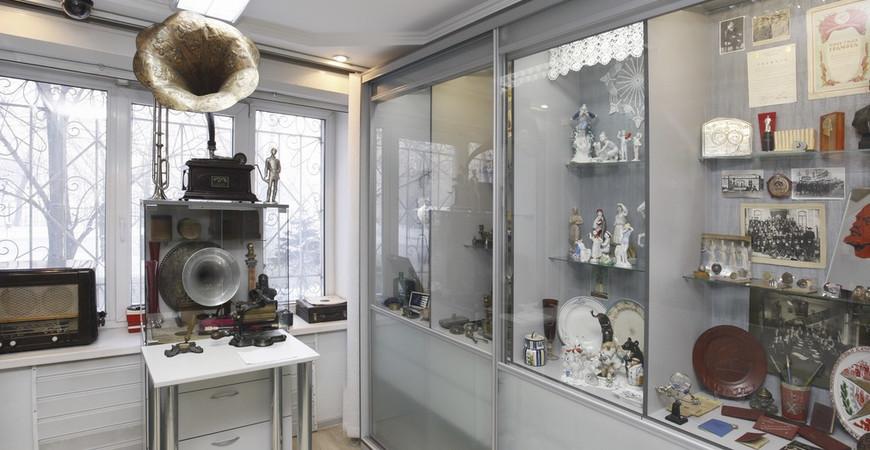 Музей «Мир времени» в Барнауле