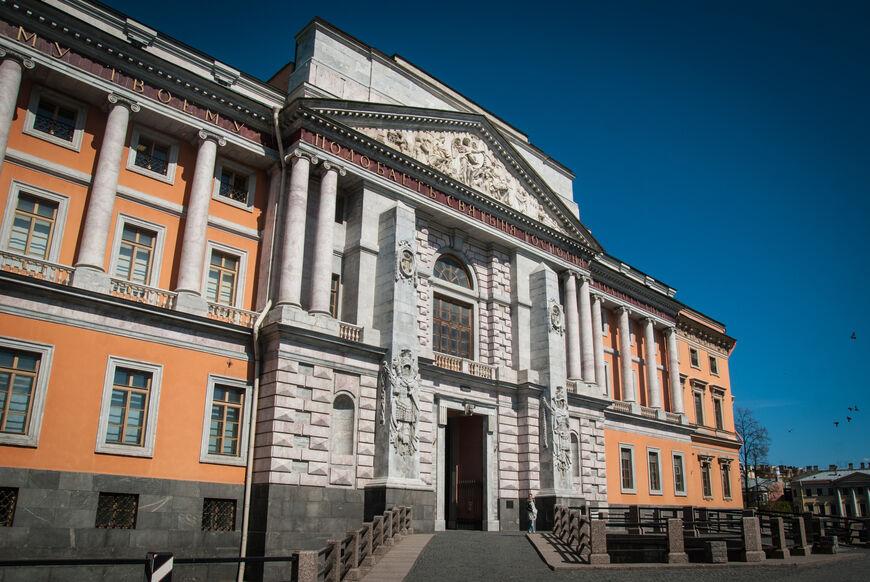 Михайловский дворец в Санкт-Петербурге — подробная информация с фото