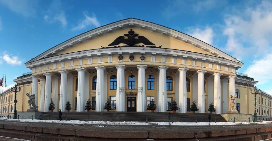 Горный музей в Санкт-Петербурге