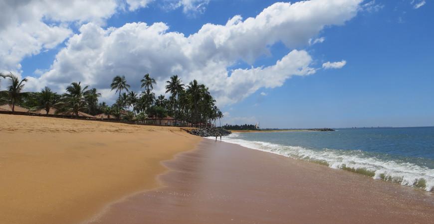 Пляж Вайккал (Waikkal Beach)