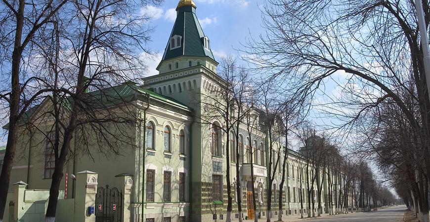 Национальный музей Башкирии