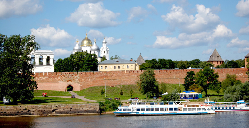 Новгородский кремль (Детинец)