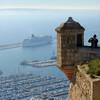 экскурсия из Валенсии в Аликанте. Замок Санта Барбара