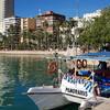 экскурсия из Валенсии в Аликанте. Порт