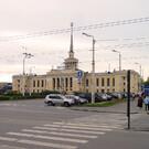 Ж/д вокзал Петрозаводска