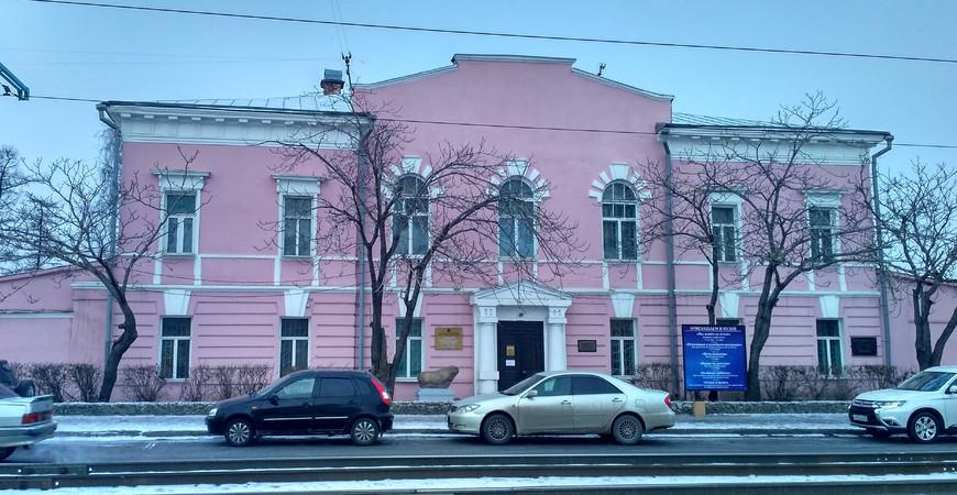 Краеведческий музей в Барнауле