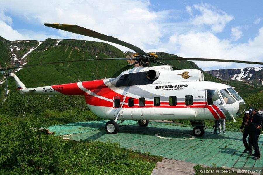 На вертолета стоимость камчатке часа часы продать в москве чайка золотые