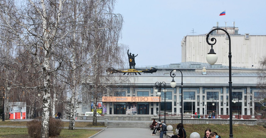 Театр драмы Барнаула