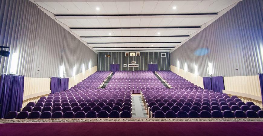 Театр музкомедии Барнаула