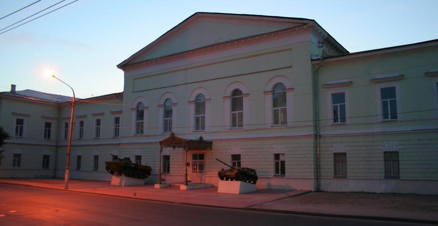 Музей истории ВДВ в Рязани