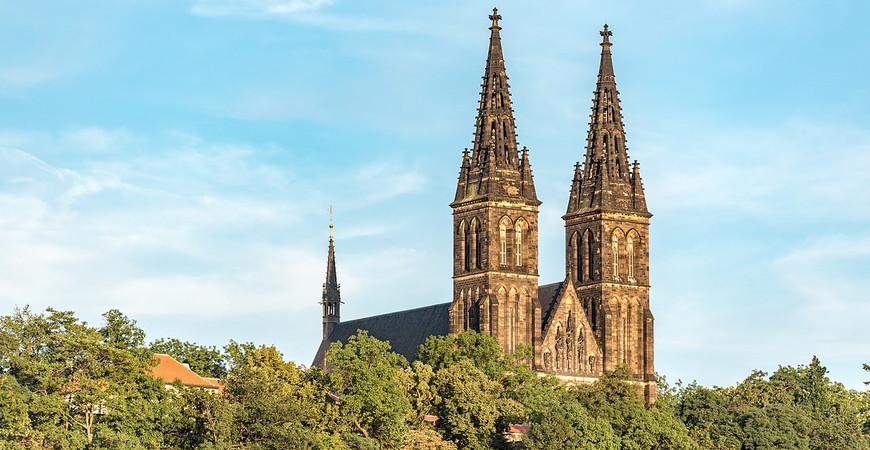Базилика Святых Петра и Павла в Праге (Bazilika svatého Petra a Pavla)
