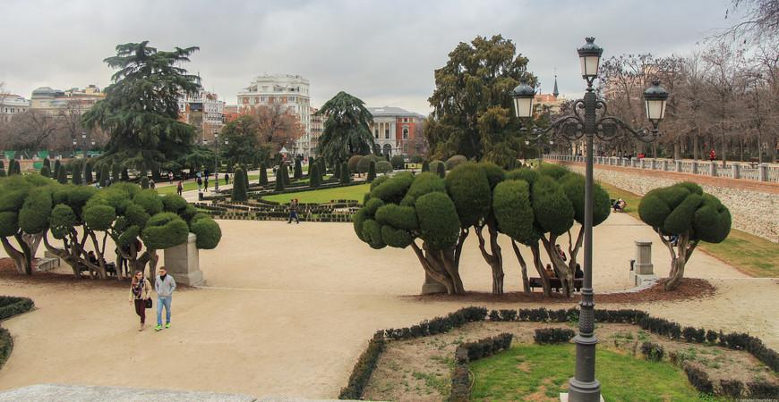 Парк Ретиро (Буэн-Ретиро)
