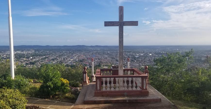 Холм Креста (Лома-де-ла-Крус в Ольгине)