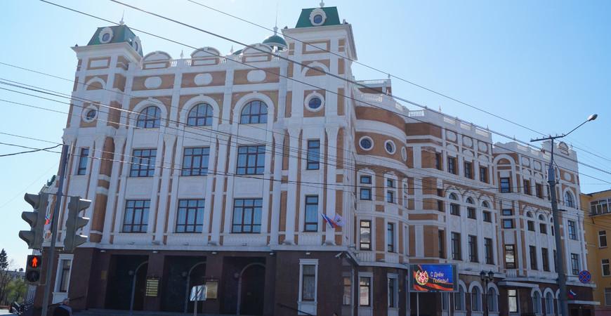 Марийский театр оперы и балета имени Эрика Сапаева