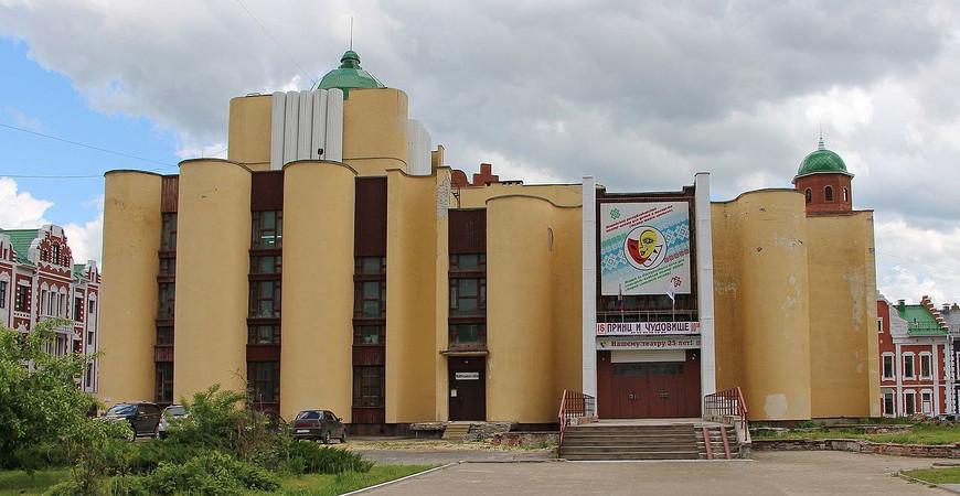 Марийский театр юного зрителя в Йошкар-Оле