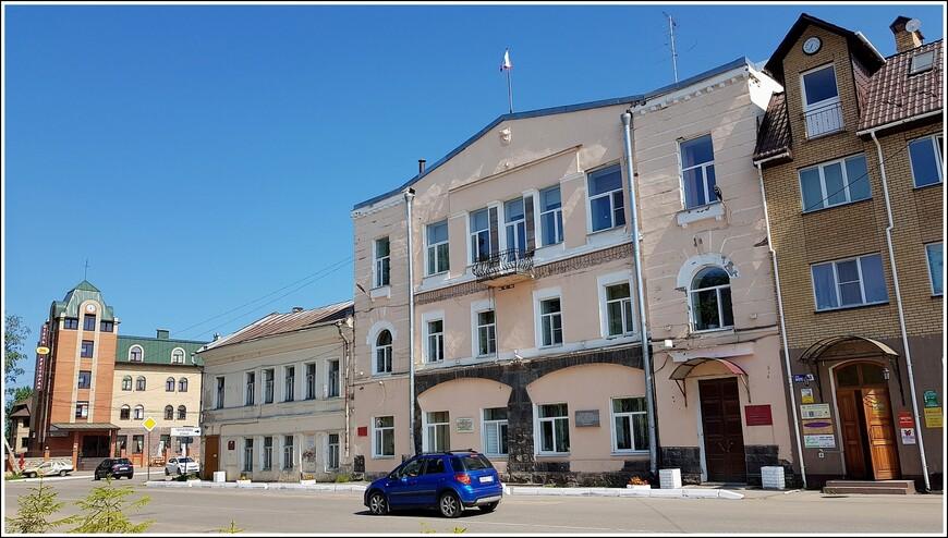 Шлиссельбург и его каналы — Староладожский и Новоладожский