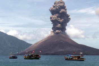 В Индонезии возможно повторение цунами