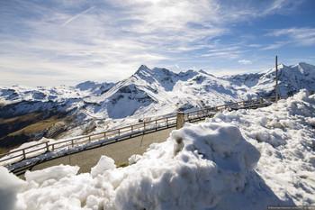 Спасатели предупреждают туристов о повышенной лавиноопасности в Альпах