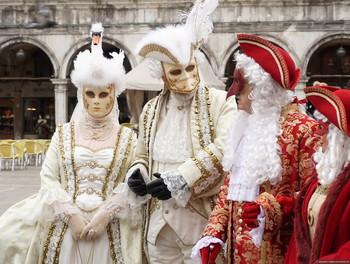 Венецианский карнавал начнётся 16 февраля