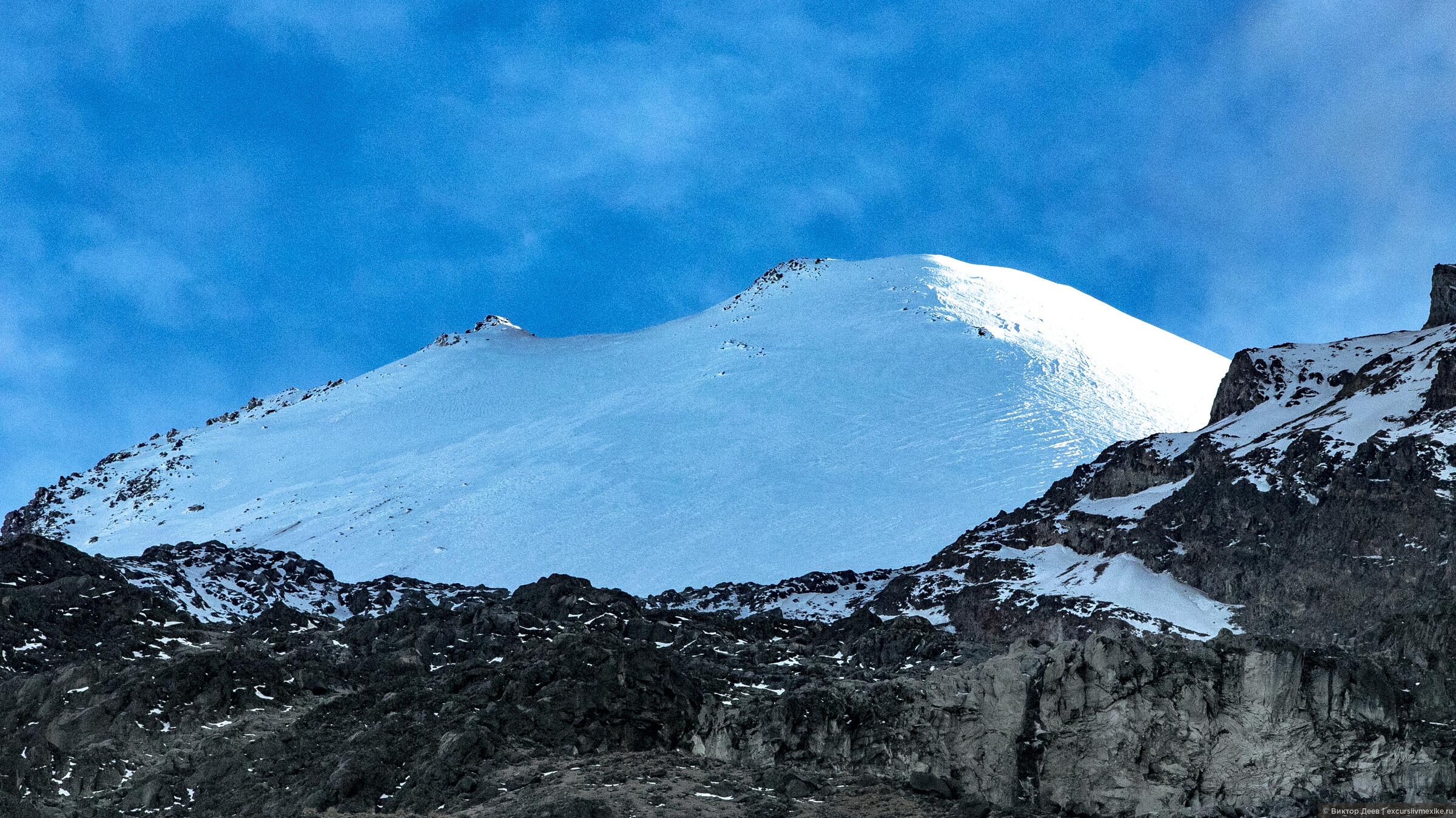 Покорение вулкана Орисабо или горное приключение Зевса и Вишни