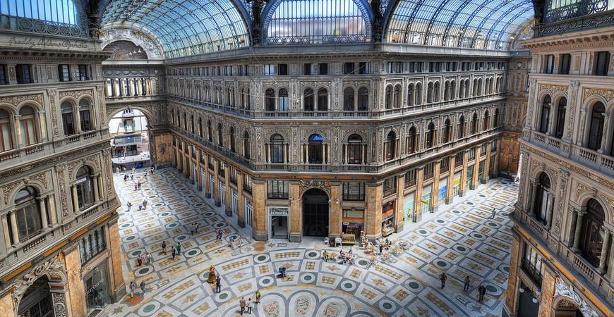 Галерея Умберто I (Galleria Umberto I)