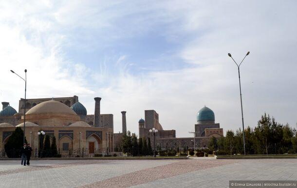 Погода в Узбекистане в декабре