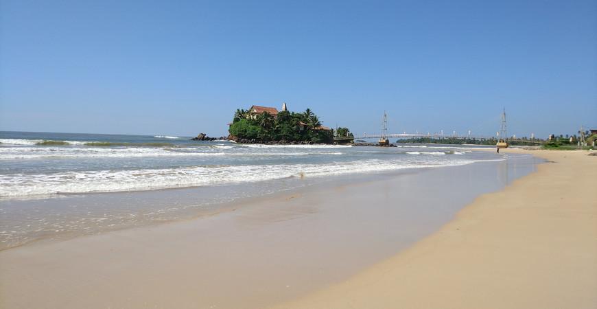 Пляж Матара (Matara Beach)