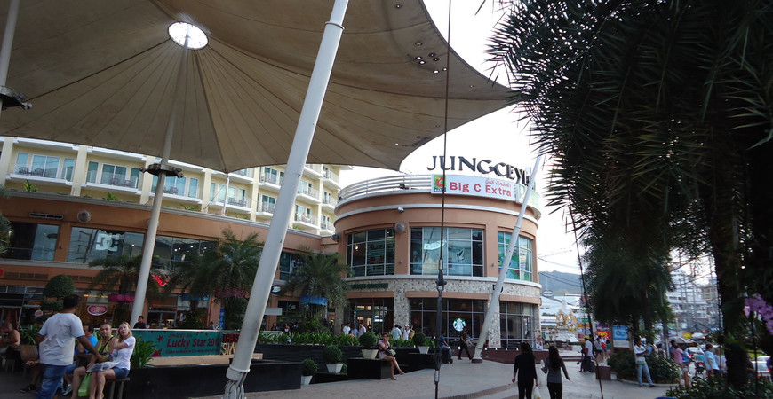 Торговый центр Джанг Цейлон (JungCeylon)