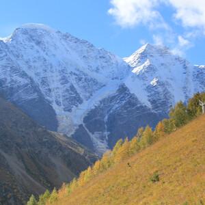 Горы гор: Эльбрус и Чегет