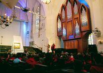 Калининградский кафедральный собор внутри