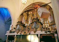 Органный зал кафедрального собора Калининграда