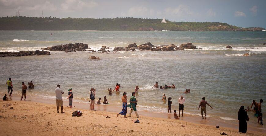 Коггала Шри-Ланка пляж погода и фото