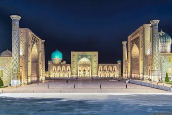 Узбекистан отменяет визы для граждан 45 стран