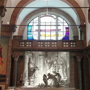 Нюрнберг. Германский музей. Часть 1-я