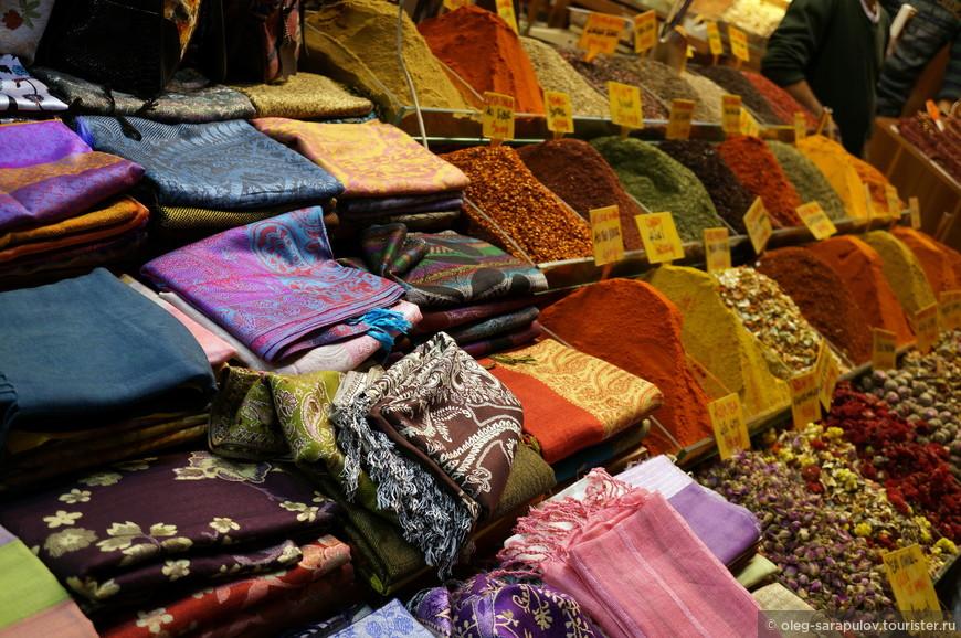 Египетский базар (рынок специй)
