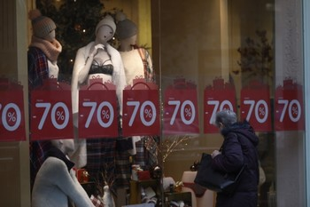 В Испании стартовал сезон зимних распродаж