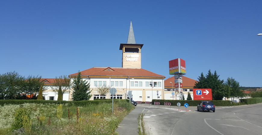 Premier Outlets Center в Будапеште