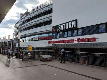 Центр Gesundbrunnen