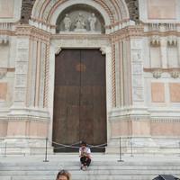 Болонья: базилика Святого Петрония