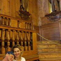 Болонья: анатомический театр Университета