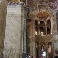 Равенна: базилика Святого Виталия
